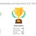 Wednesday Evening Clubnight SJC Arena